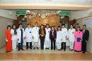 Phó chủ tịch nước Đặng Thị Ngọc Thịnh thăm, chúc tết CBNV Bệnh viện Bạch Mai và tặng quà cho người bệnh