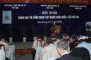 Thông tin về hội nghị khoa học và công nghệ hạt nhân toàn quốc lần thứ VIII