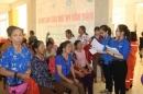 Tầm soát, phát hiện sớm ung thư cho gần 600 phụ nữ nông thôn Hà Tĩnh