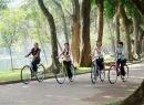 Đi bộ đạp xe tốt cho bệnh nhân ung thư